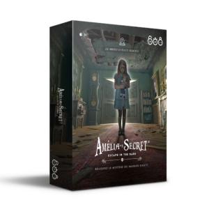 Amélia's secret – Escape in the dark