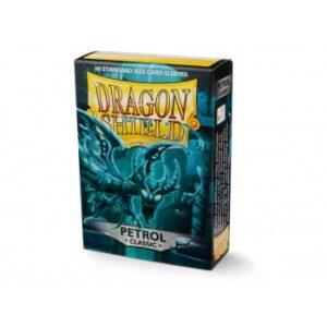 Sleeves – Dragon Shield Japanese – Petrol
