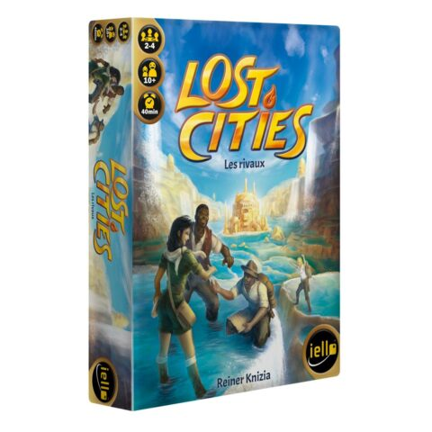 Lost cities Les rivaux