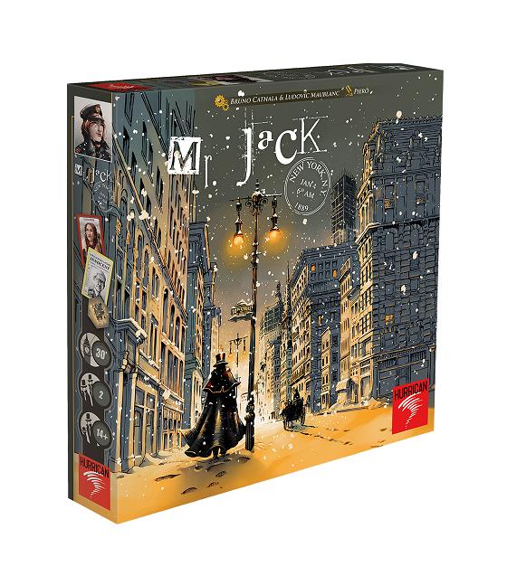 Mr Jack New-York (Edition révisée)