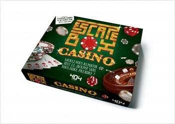 Escape box – Casino