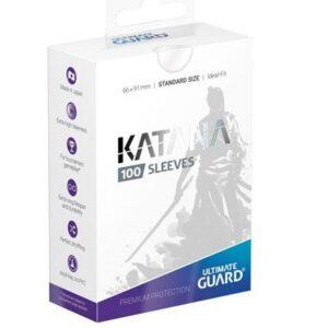 Sleeves – Ultimate Guard – Katana standard Transparent