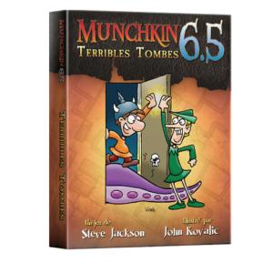 Munchkin 6.5 – Terribles Tombes