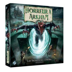 Horreur à Arkham V3 – Les secrets de l'ordre