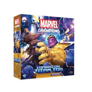Marvel Champions – L'ombre du titan fou